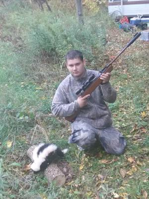 First Skunk